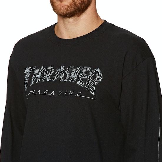 Thrasher Web Long Sleeve T-Shirt