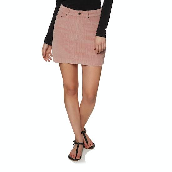 The Hidden Way Chelsea Cord Skirt