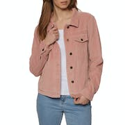 The Hidden Way Float On Cord Womens Jacket