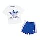 T-Shirt de Manga Curta Adidas Originals Shorts and