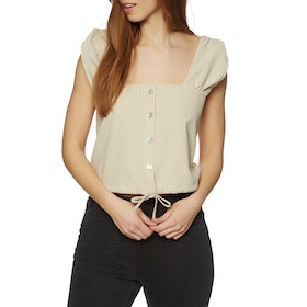 SWELL Dana Womens Top - Natural