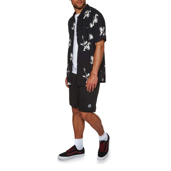 No News Hoops Beach Boardshorts