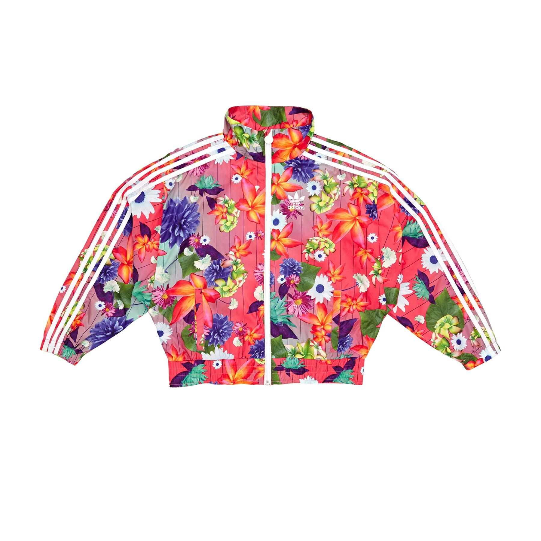Adidas Originals Graphic Girls Windproof Jacket