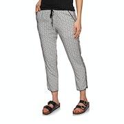 SWELL Slim Fit Printed Ladies Cargo Pants