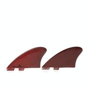 FCS II Retro Keel Performance Glass Twin Fin