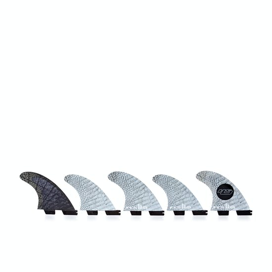 FCS II Hayden Shapes Performance Core Triquad Fin