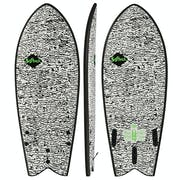 Softech Kyuss King Performance FCS II Fish Surfboard