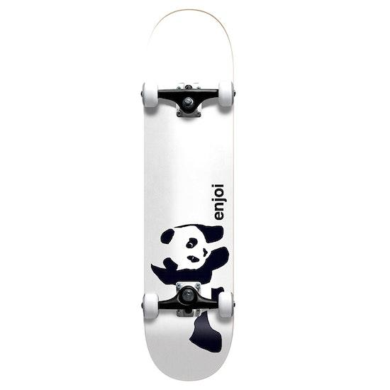 Enjoi Whitey Panda Complete 7.75 Inch Skateboard