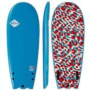 Softech Rocket Attack FCS II Surfboard