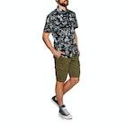 SWELL Inverted Short Sleeve Shirt