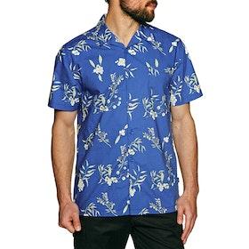 SWELL Saigon Short Sleeve Shirt - Royal