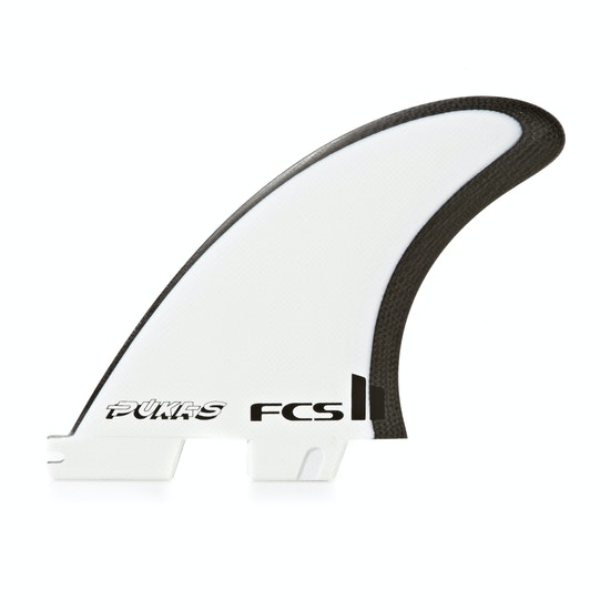 FCS II Pukas Performance Glass Thruster Fin