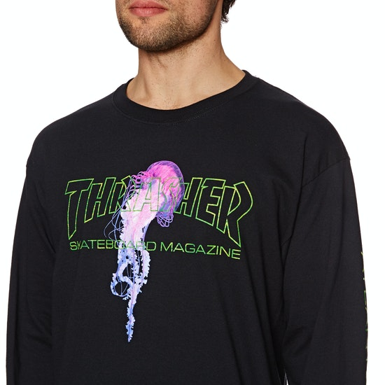 Thrasher Atlantic Drift 長袖 T シャツ