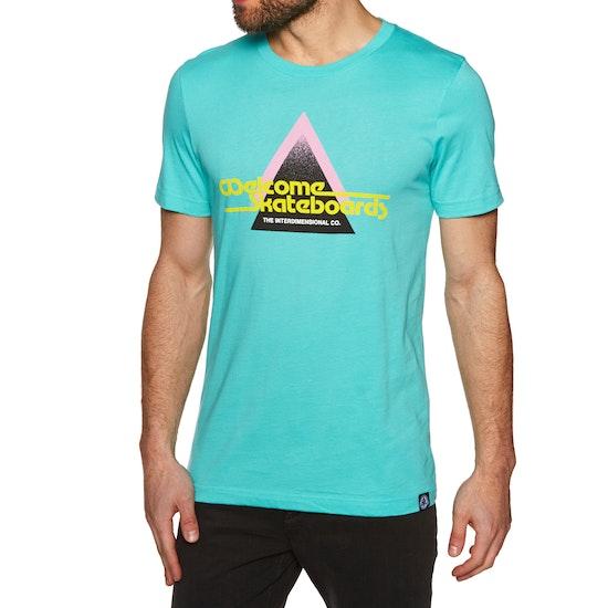 Welcome Interdimensional Short Sleeve T-Shirt