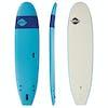 Softech Handshaped Original Funboard Surfboard - Blue