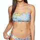 SWELL Tropical Tie Bralette Bikini Top