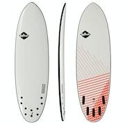 Surfboard Softech Brainchild FCS II