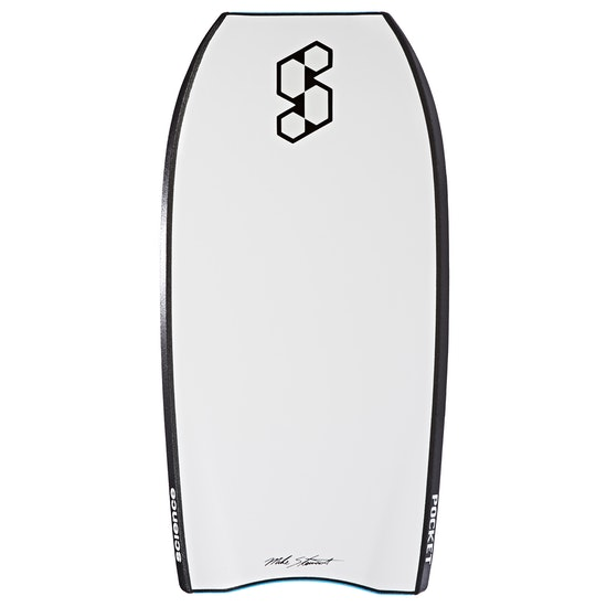 Mike Stewart Pocket Tech Crescent Tail PE Bodyboard
