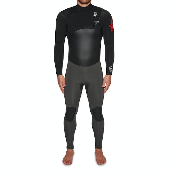C-Skins Wired 4/3mm Chest Zip Wetsuit