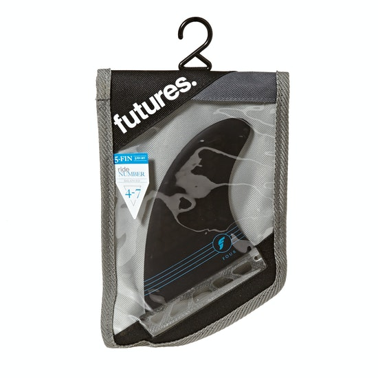 Futures F4 Honeycomb Set Of Five Fin