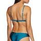 SWELL Long Tri Bralette Bikini Top