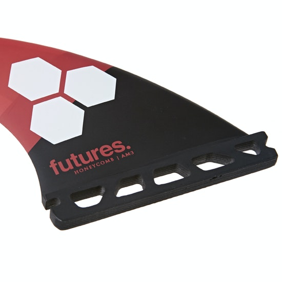 Futures Fam3 Honeycomb Thruster Fin