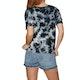 Santa Cruz MFG Dot Womens Short Sleeve T-Shirt