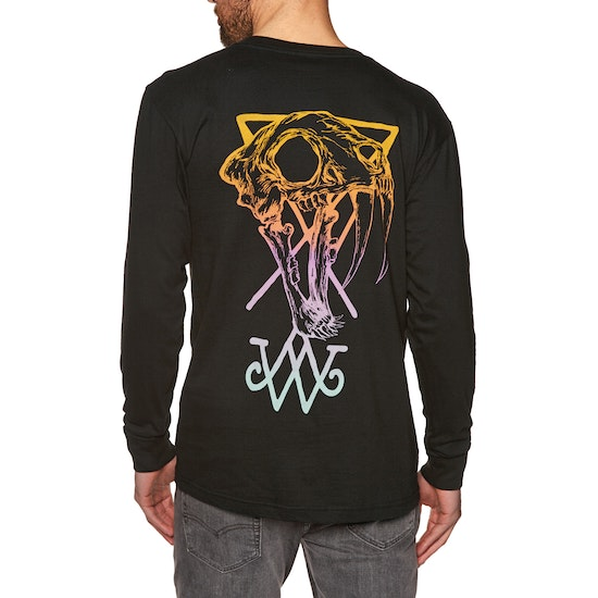 Welcome Saberskull Long Sleeve T-Shirt