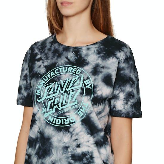 Santa Cruz MFG Dot Ladies Short Sleeve T-Shirt