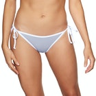 SWELL Skinny Strap Tie Side Bikini Bottoms