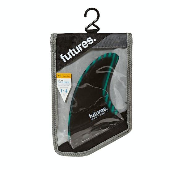 Futures Ea Control Series Thruster Fin