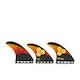 Surfboard Fin Futures AM2 Techflex Thruster