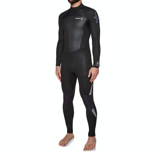 C-Skins Legend 3/2mm Back Zip Wetsuit