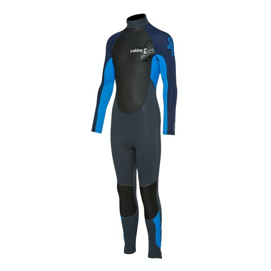 C-Skins Element 3/2mm Back Zip Kids Wetsuit