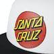 Casquette Santa Cruz Classic Dot Mesh Trucker