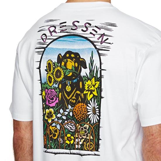 Santa Cruz Dressen Pup Short Sleeve T-Shirt
