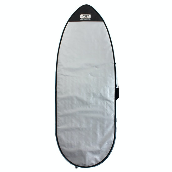 Ocean and Earth Barry Basic Fish Surfboard Bag
