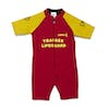C-Skins Trainee Lifeguard 3/2mm Front Zip Shorty Kids Wetsuit - Red Trainee