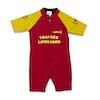 Combinaison de Plongée Enfant C-Skins Trainee Lifeguard 3/2mm Front Zip Shorty - Red Trainee