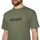 Chrystie Logo Short Sleeve T-Shirt