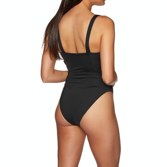 SWELL Square Neck Basic Womens Swimsuit