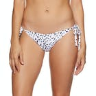 SWELL Animal Skinny Strap Brief Bikini Bottoms