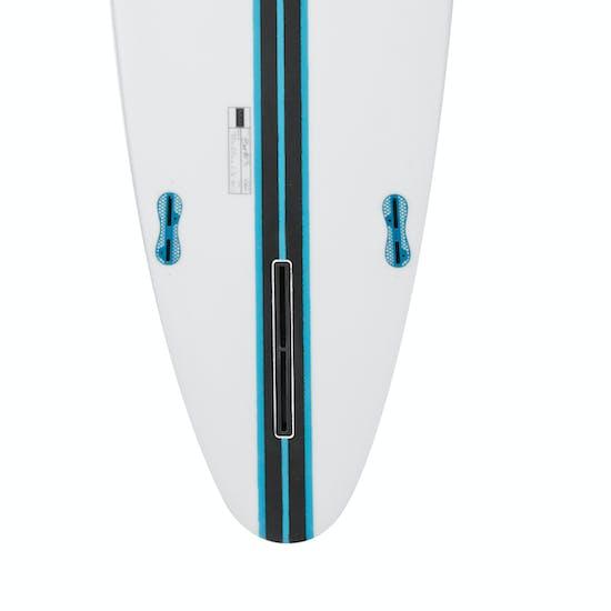 Fourth Surfboards Bearman Pro Base Construction FCS II 2 Plus 1 Fin Surfboard