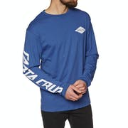 Santa Cruz Drop In Ls Tee Long Sleeve T-Shirt
