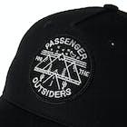 Passenger Clothing Breaks Cap