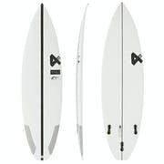 Fourth Surfboards E.T. Fresh Base Construction FCS II 3 Fin Surfboard