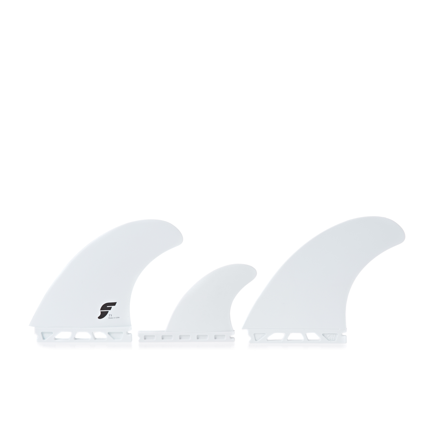 Futures Fins Thermotech QD2 Quad Rears Surfboard Fins 3.75 model