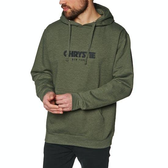 Chrystie Og Logo Pullover Hoody