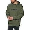 Chrystie Og Logo Pullover Hoody - Military Green
