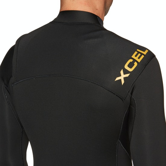 Xcel Comp 4/3mm 2018 Chest Zip Wetsuit